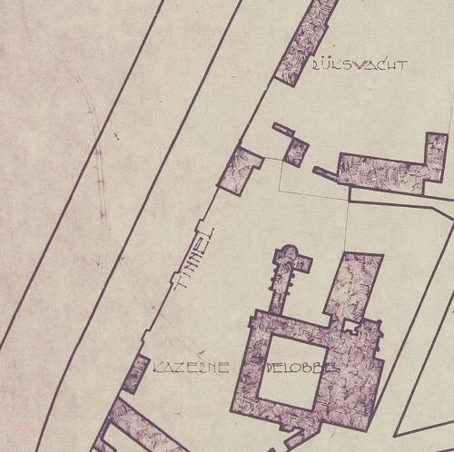 Plattegrond 1942 omgeving Delobbe [uit Beeldbank SME001004116]