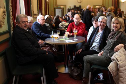 Senioren in Stadsschouwburg te Mechelen