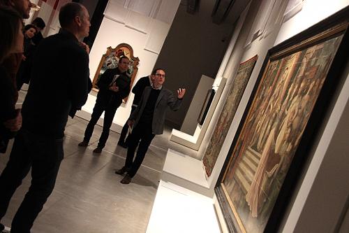 Tentoonstelling in Hof van Busleyden te Mechelen
