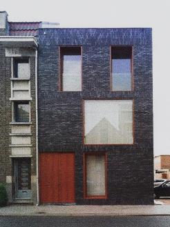 Stedelijke prijs stadsverfraaiing 2012 jowan lamon gaat naar mechelen blogt for Afbeelding van moderne huizen
