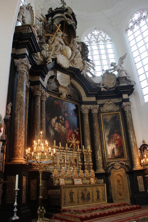 Sint-Jan-Baptist- en Sint-Jan-Evangelistkerk te Mechelen