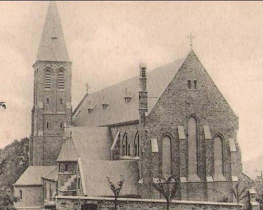 Kerk archieffoto